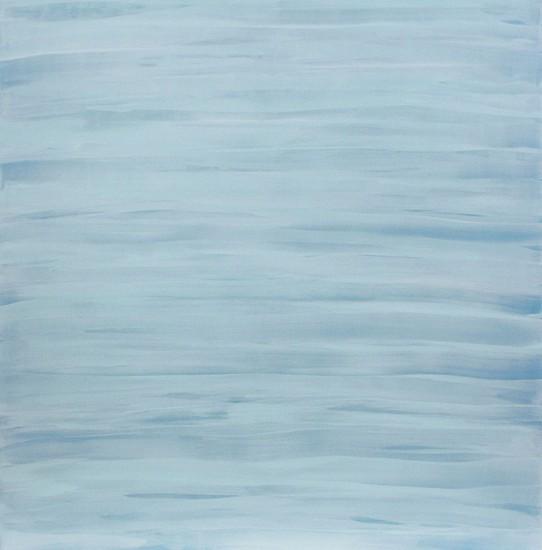 JAMIE BRUNSON, THALASSA oil and alkyd wax on polyester over panel