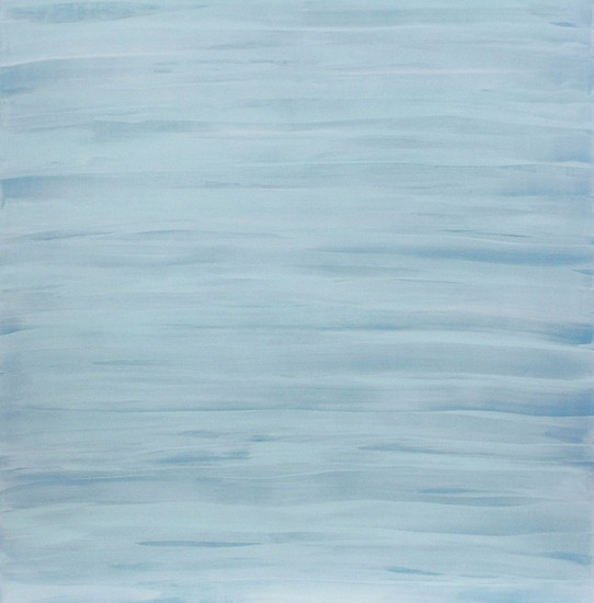 JAMIE BRUNSON, THALASSA oil and alkyd wax on polyester over panel