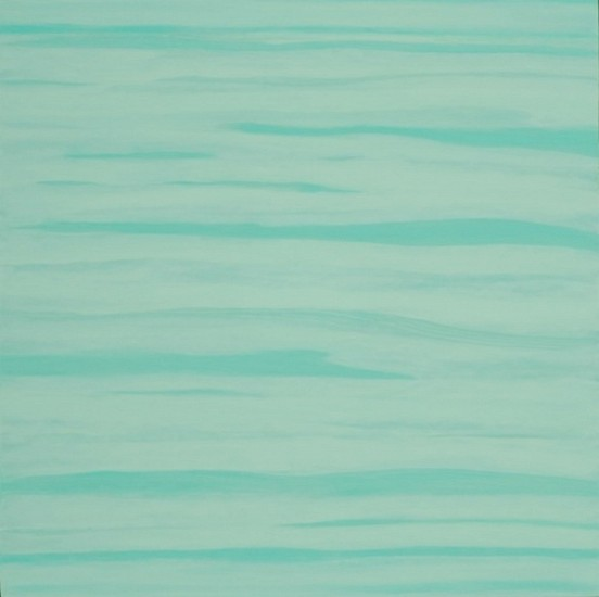 JAMIE BRUNSON, TIDE oil and alkyd wax on polyester over panel