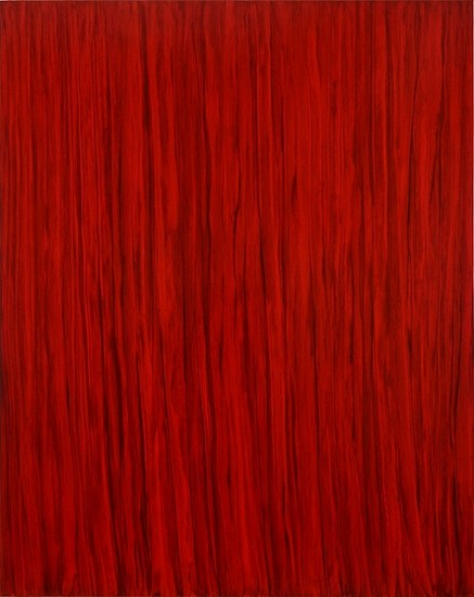JAMIE BRUNSON, VELO DE FUEGO oil, alkyd and wax on polyester over panel
