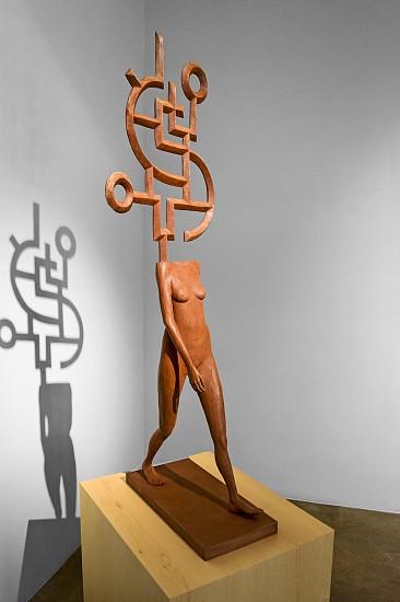 JOHN BUCK, PALO ALTO II 2/5 cast bronze
