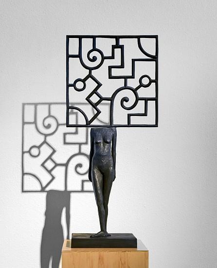 JOHN BUCK, EASTERN COLORADO 2/5 bronze