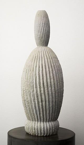KIM DICKEY, BANANA TREE glazed  stoneware