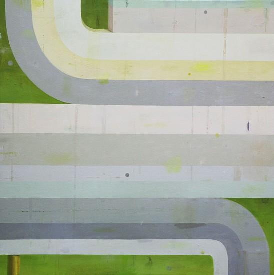 DEBORAH ZLOTSKY, Cosmology oil on canvas