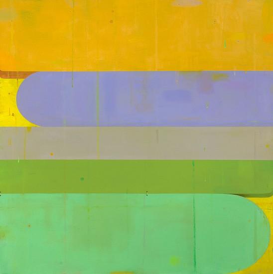 DEBORAH ZLOTSKY, Homage to nk oil on canvas