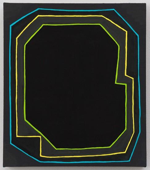 JASON KAROLAK, UNTITLED (P-1615) oil on linen over panel