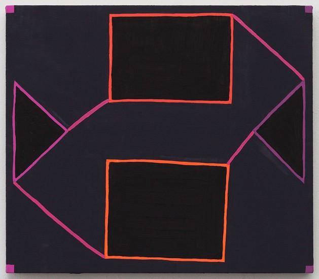 JASON KAROLAK, UNTITLED (P-1653) oil on linen over panel