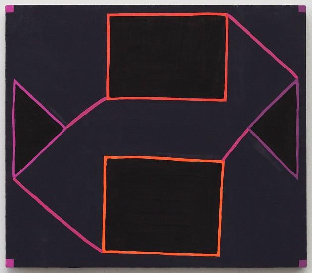JASON KAROLAK, UNTITLED (P-1653) oil on linen over panel
