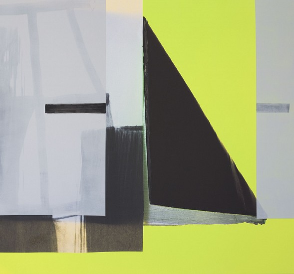 KATE PETLEY, UNDERNEATH IT ALL acrylic and archival ink on canvas
