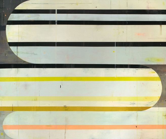 DEBORAH ZLOTSKY, Then, now oil on canvas