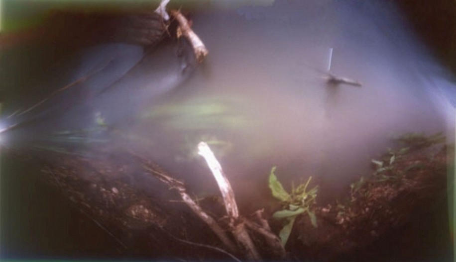DAVID SHARPE, EASTERN PHENOMENA 9 pinhole photograph
