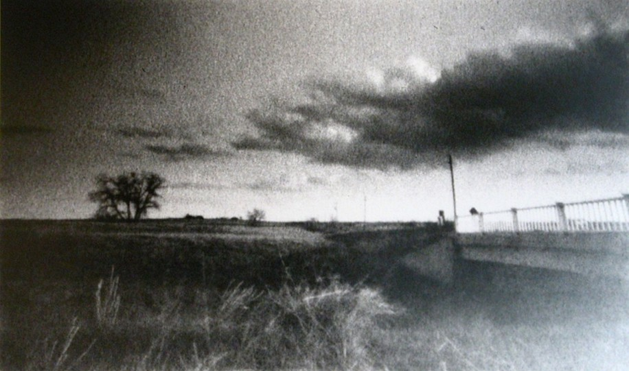 DAVID SHARPE, EASTERN PLAINS SUITE 3.2 silver gelatin print