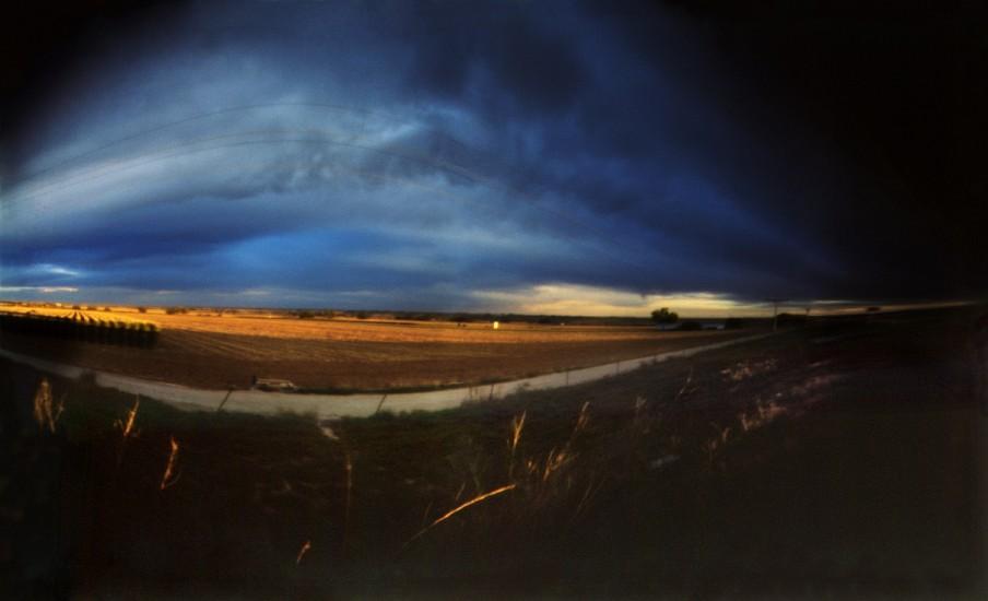 DAVID SHARPE, EASTERN PHENOMENA 22 pinhole photograph pigment print