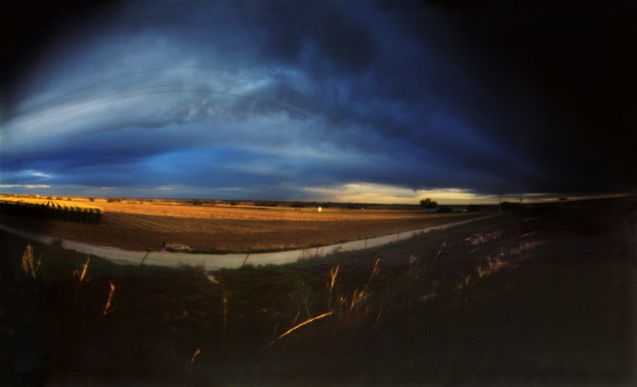 DAVID SHARPE, EASTERN PHENOMENA 22 pinhole photograph pigment print