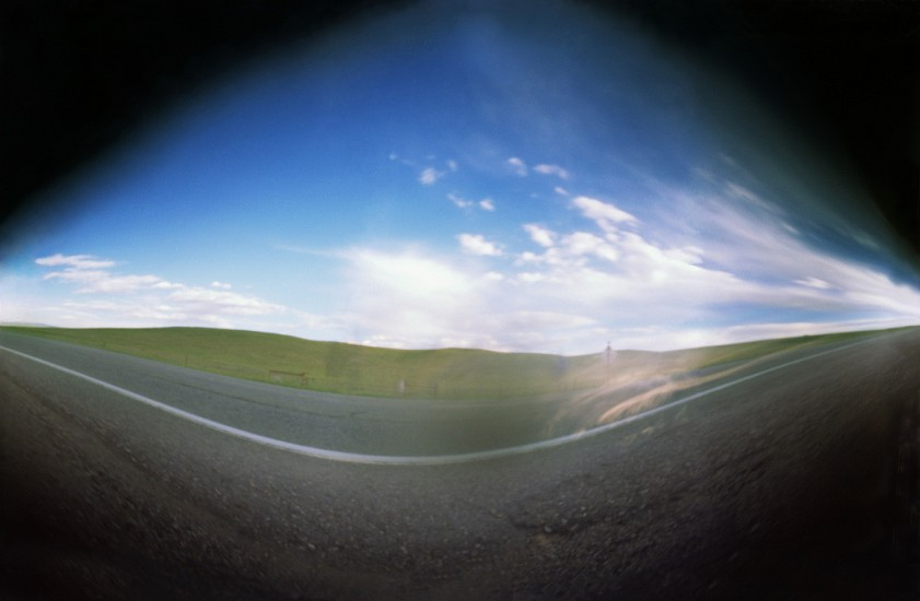 DAVID SHARPE, EASTERN PHENOMENA 20 pinhole photograph pigment print