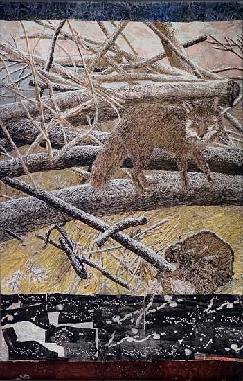 KIKI SMITH, SOJOURN  4/10 cotton Jacquard tapestry