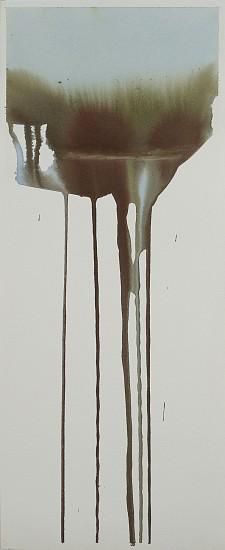 NIKKI LINDT, MELTING GLACIER 4 watercolor on paper