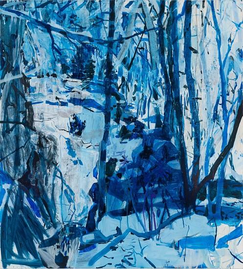 ALLISON GILDERSLEEVE, OUTLOOK oil on canvas