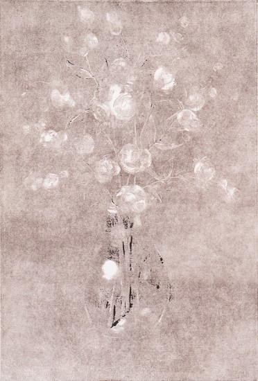 CHRISTIAN REX VAN MINNEN, STILL LIFE GHOST ink on paper