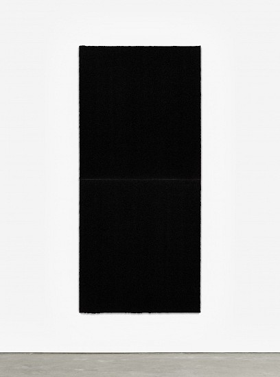 RICHARD SERRA, EQUAL VII  Ed. 24 Paintstik and silica on two sheets of handmade paper