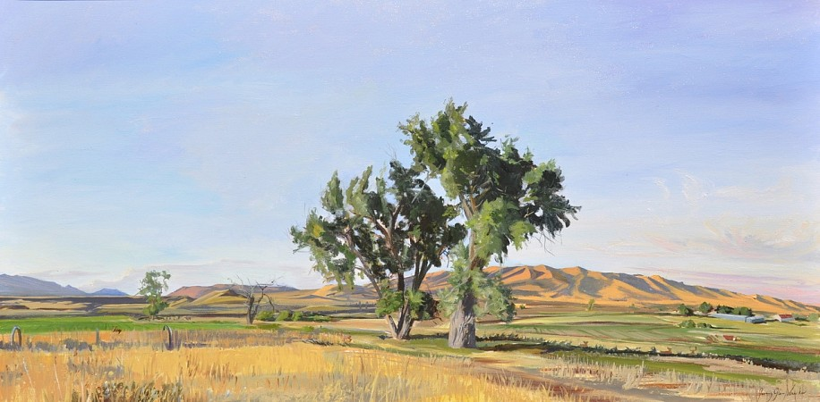 JENNY WUERKER, COTTONWOODS<br />