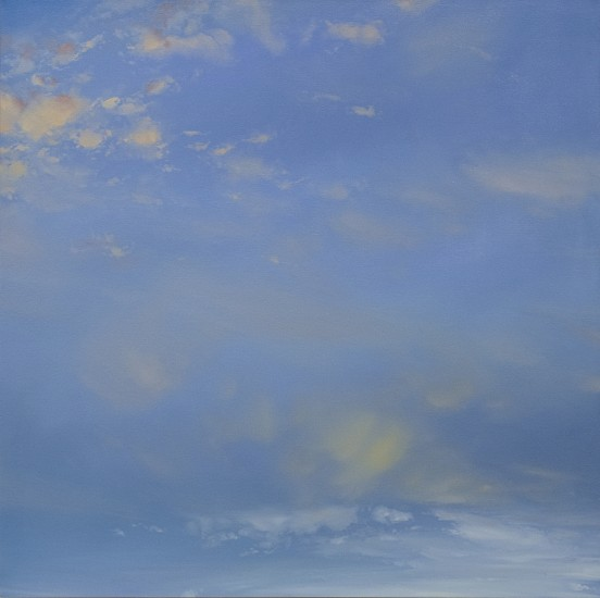 IAN FISHER, ATMOSPHERE NO. 108 (SOLD) oil on canvas