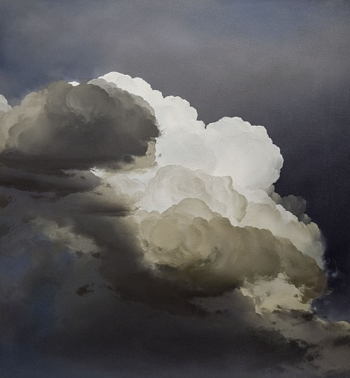 IAN FISHER, ATMOSPHERE NO. 102 (SOLD) oil on canvas