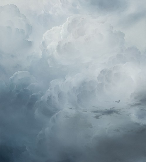 IAN FISHER, ATMOSPHERE NO. 80 (SOLD) oil on canvas