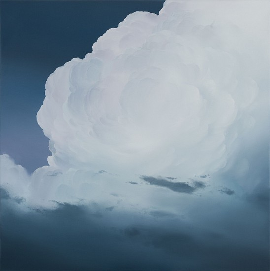 IAN FISHER, ATMOSPHERE NO. 88 (SOLD) oil on canvas