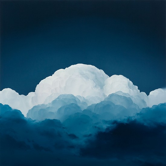 IAN FISHER, ATMOSPHERE NO. 91 (SOLD) oil on canvas